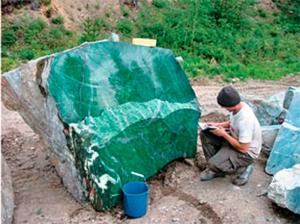 The original polar jade.