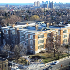 OAKWOOD COLLEGIATE: The School that Built a Community
