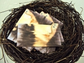 Nest with cards, Isolation installation.