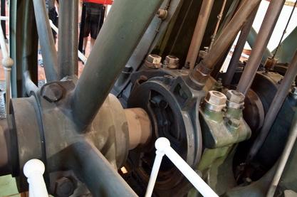 Steam pump detail.