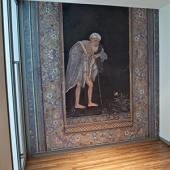 Aga Kahn museum interior.