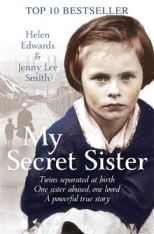 My Secret Sister book cover.