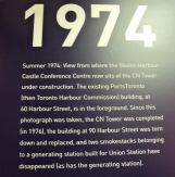 Harbor Commission, 1974 info.