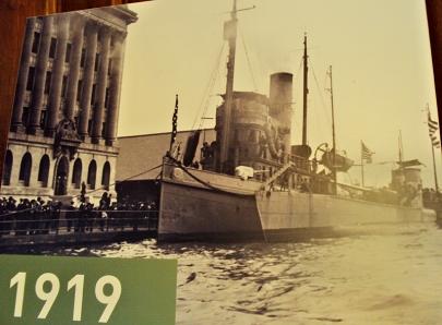 Harbor Commission 1919 photo.