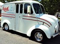 Redpath sugar truck.