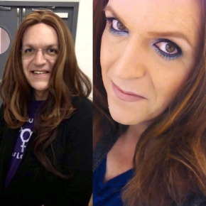 TRANSITIONING TO MY TRUE SELF: Christine Newman's Story