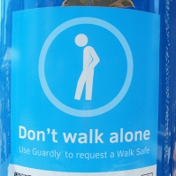 Don't walk alone