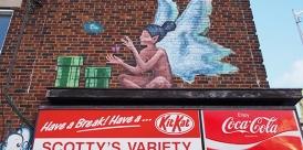 Variety store fairy.