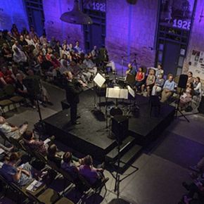 MUSIC IN THE BARNS: The moment that spark hits thestage