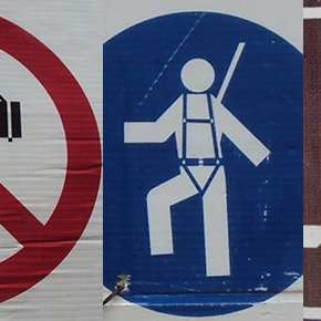 THE HAZARDOUS EXISTENCE OF THE SIGN FIGURE