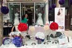 Bridal shop on St. Clair W.