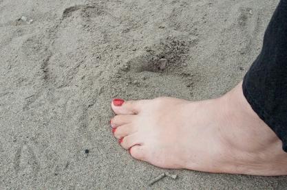 Sand Rouge Park Beach