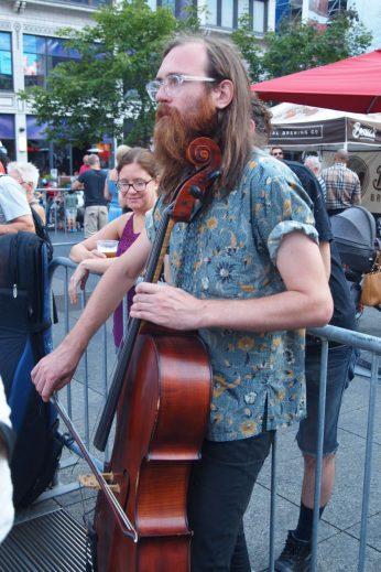 Cellist.