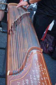 Chinese instrument.