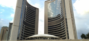 Finn with an Oyster: The Story Behind Toronto's New City Hall