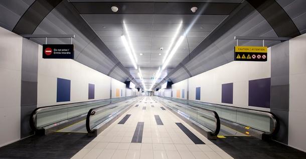 tunnel - ports toronto