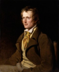 by William Hilton, oil on canvas, 1820