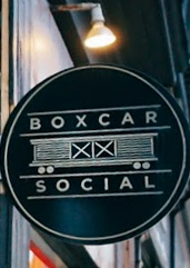 Boxcar sign