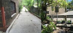 Bilton Laneway: Transforming OrphanSpace