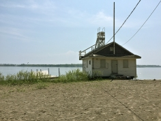 Cherry beach lifeguard station