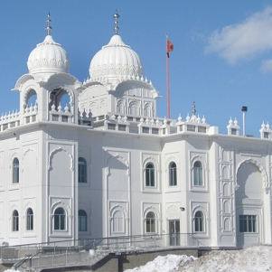Gurdwara Dasmesh Darbar.