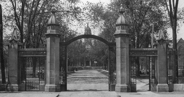 Trinity University.