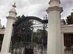 Trinity Belwoods Gate.