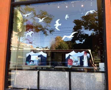 The Paper Place window.