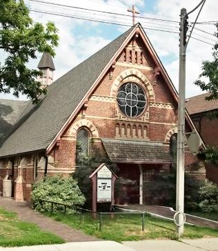 St. Matthias church.