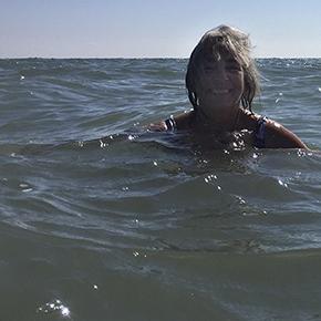 Swimming Into Fall