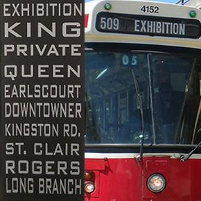 Beginnings and Endings: Toronto's StreetcarLoops