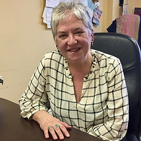 Marcie Ponte: helping immigrant womensucceed