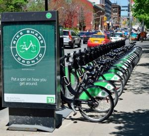 Bike Share Toronto.
