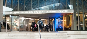 Ryerson University's Newest Building: putting students at thecentre
