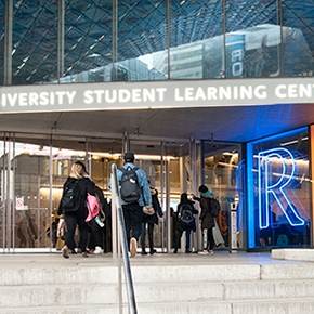 Ryerson University's Newest Building: putting students at the centre