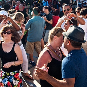 Salsa on St. Clair: the city and citizens can do great things together